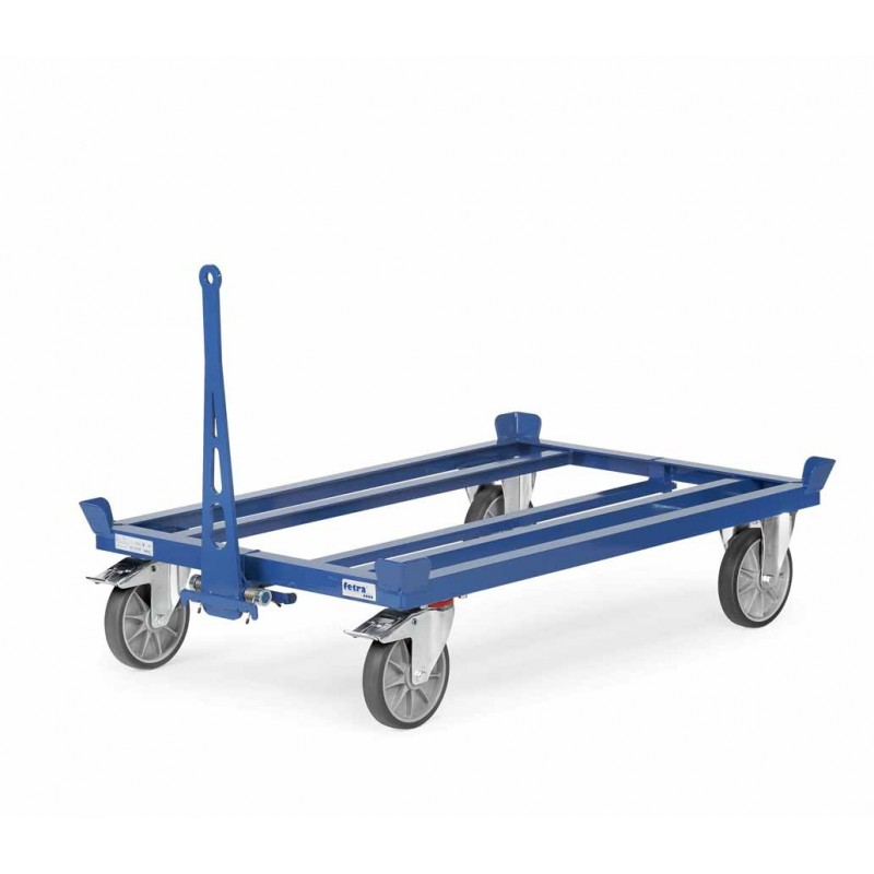 Tow In Train Pallet Dolly Actiflip