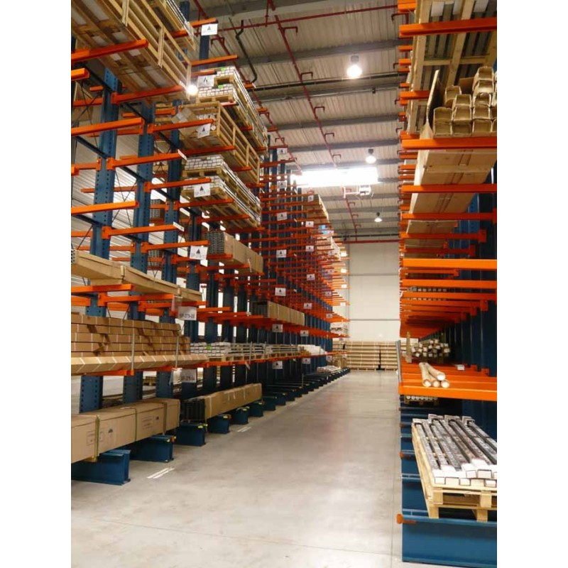 Cantilever Racking For Heavy Loads