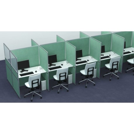 Office Partition Panel Actiflip