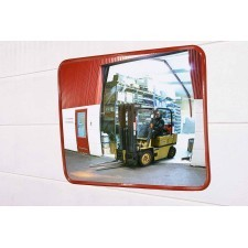 Safety and surveillance mirrors