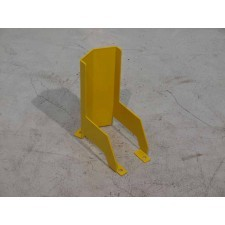 Column guards for rack frames and corners