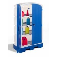 Polyethylene safety cabinet