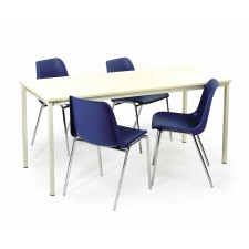 Versatile canteen table