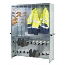 Warming locker