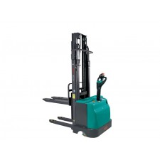 High-lift electric stacker